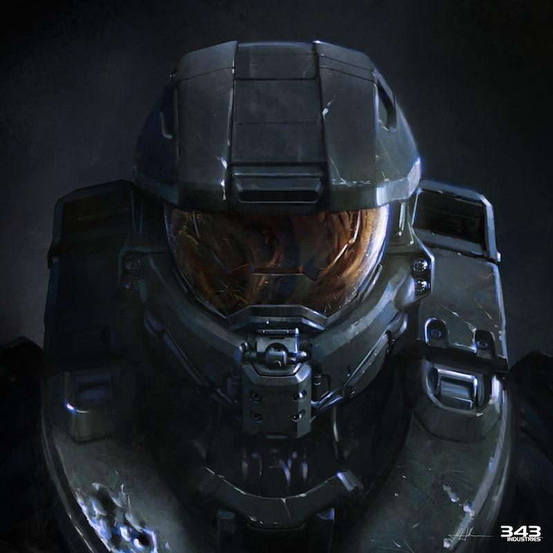 Halo character art