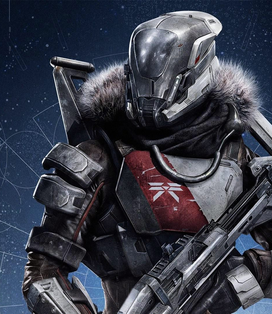 destiny character art