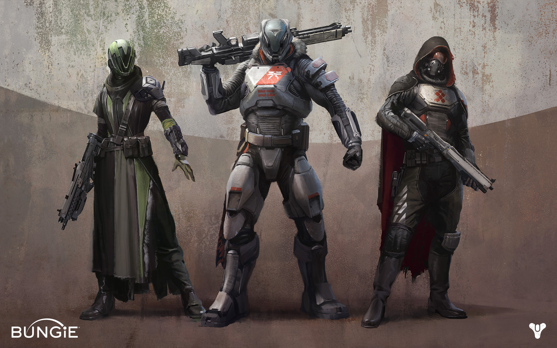 destiny official art