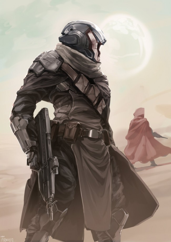 destiny fun art