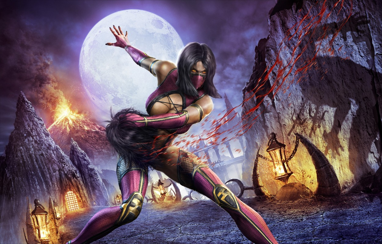 Mortal Kombat art