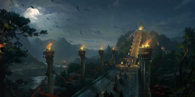 aztec locations art