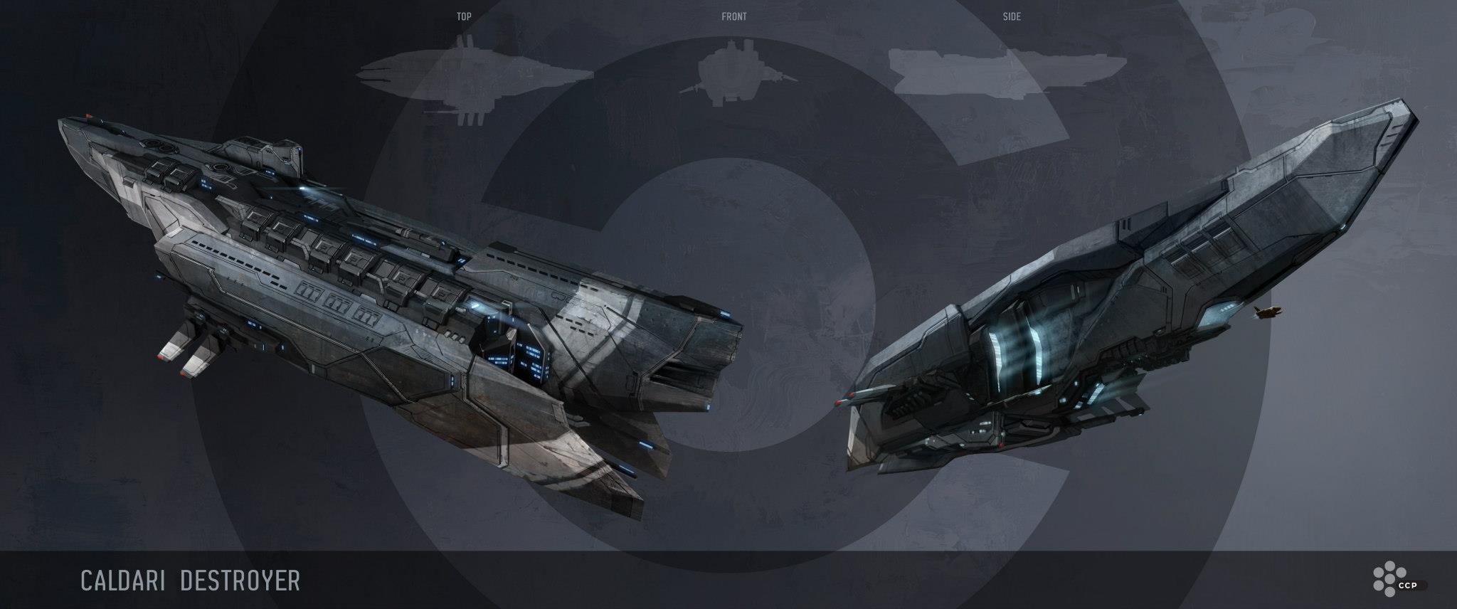 Eve: online concept art corax