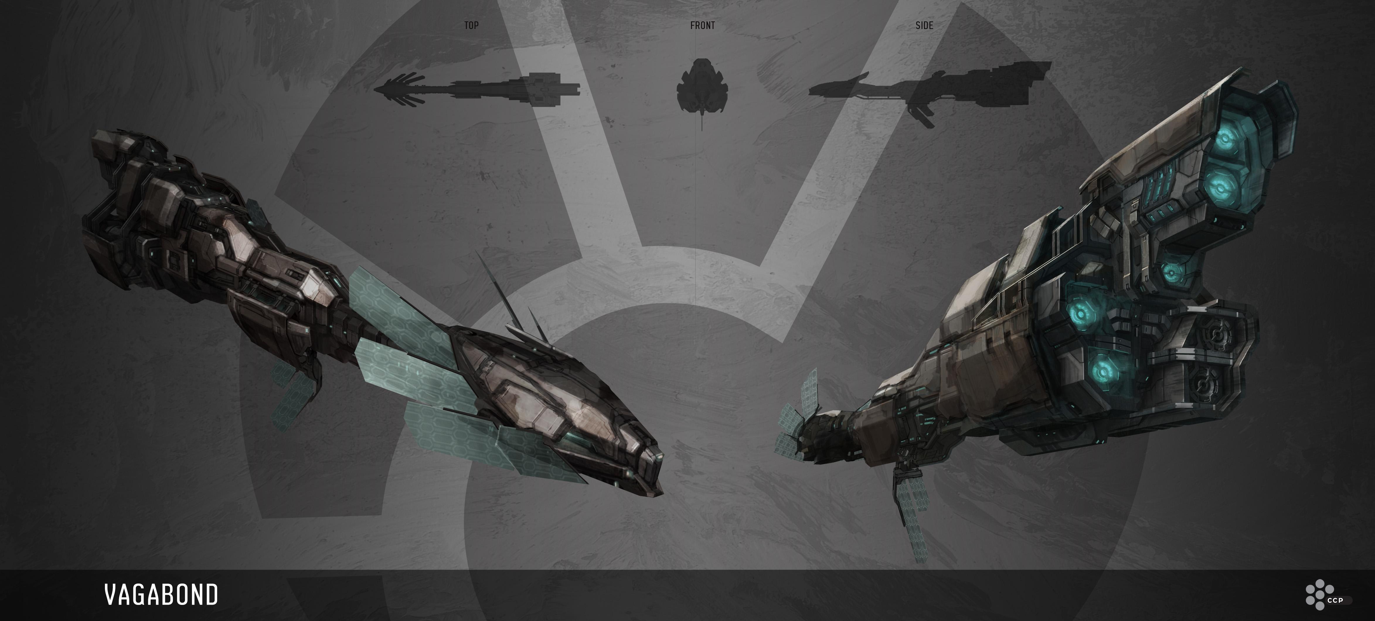 Eve: Online concept art  vagabond