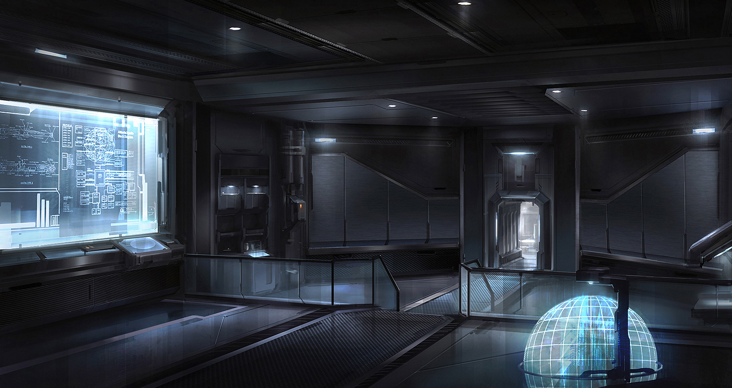 Eve: online concept art caldari captains
