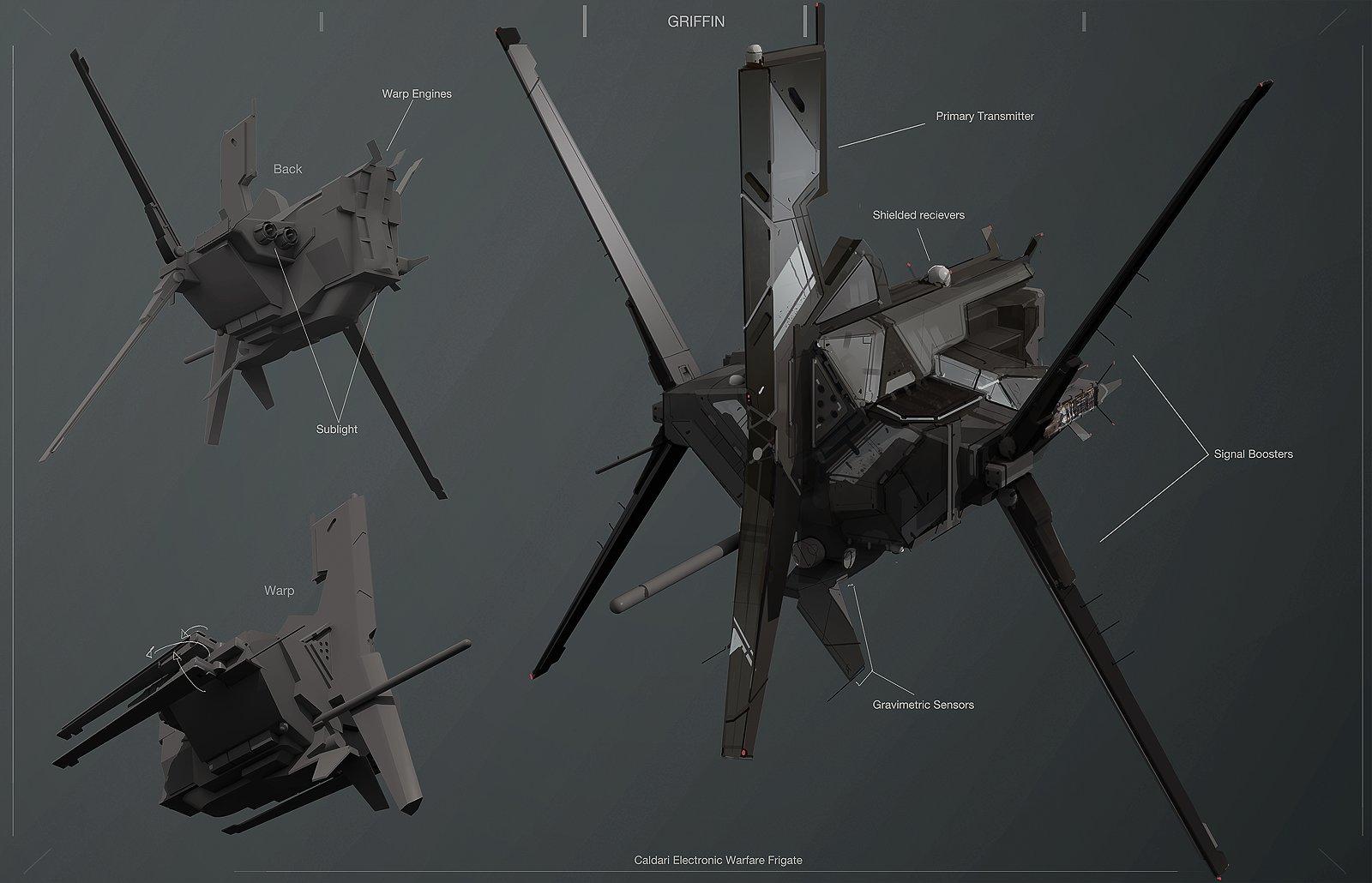 Eve: Online concept art