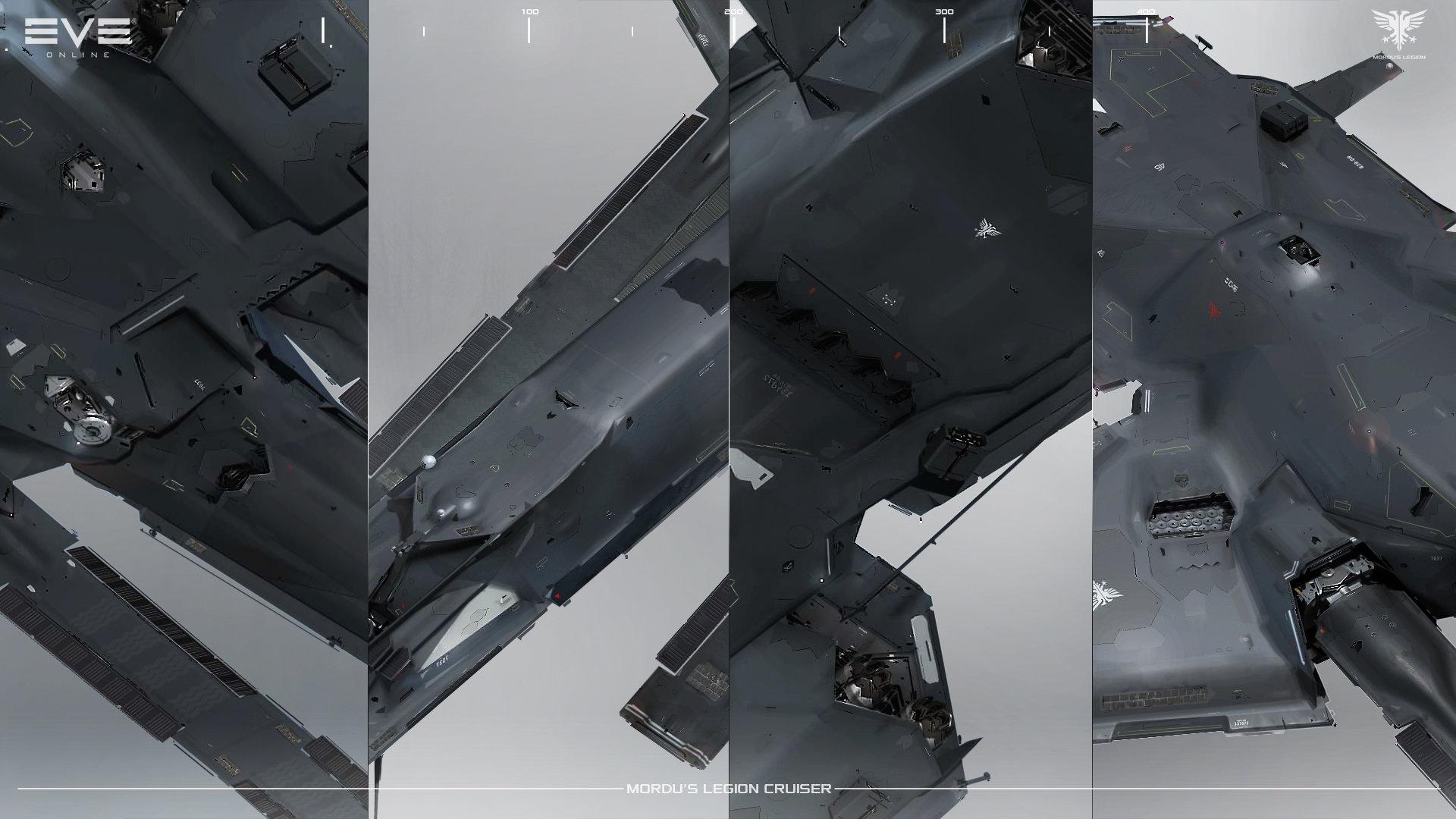 Eve: Online concept art mordus