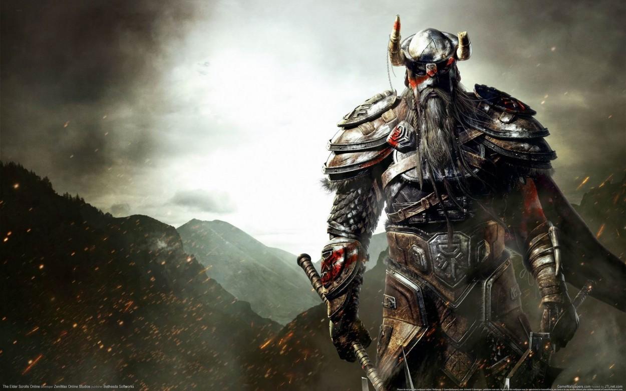 The Elder Scrolls: Online art nord