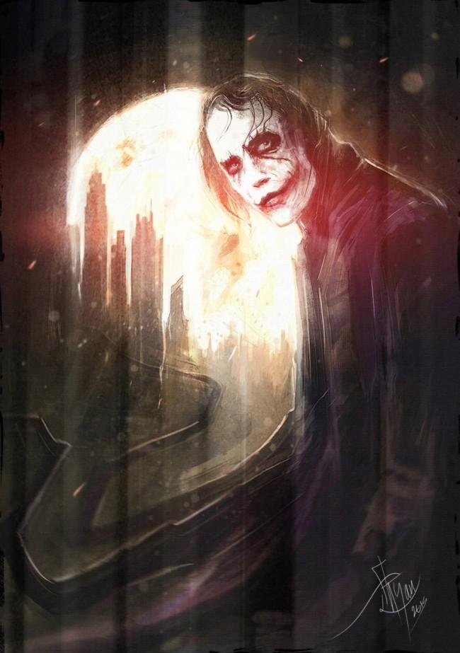 batman arkham knight art fan art
