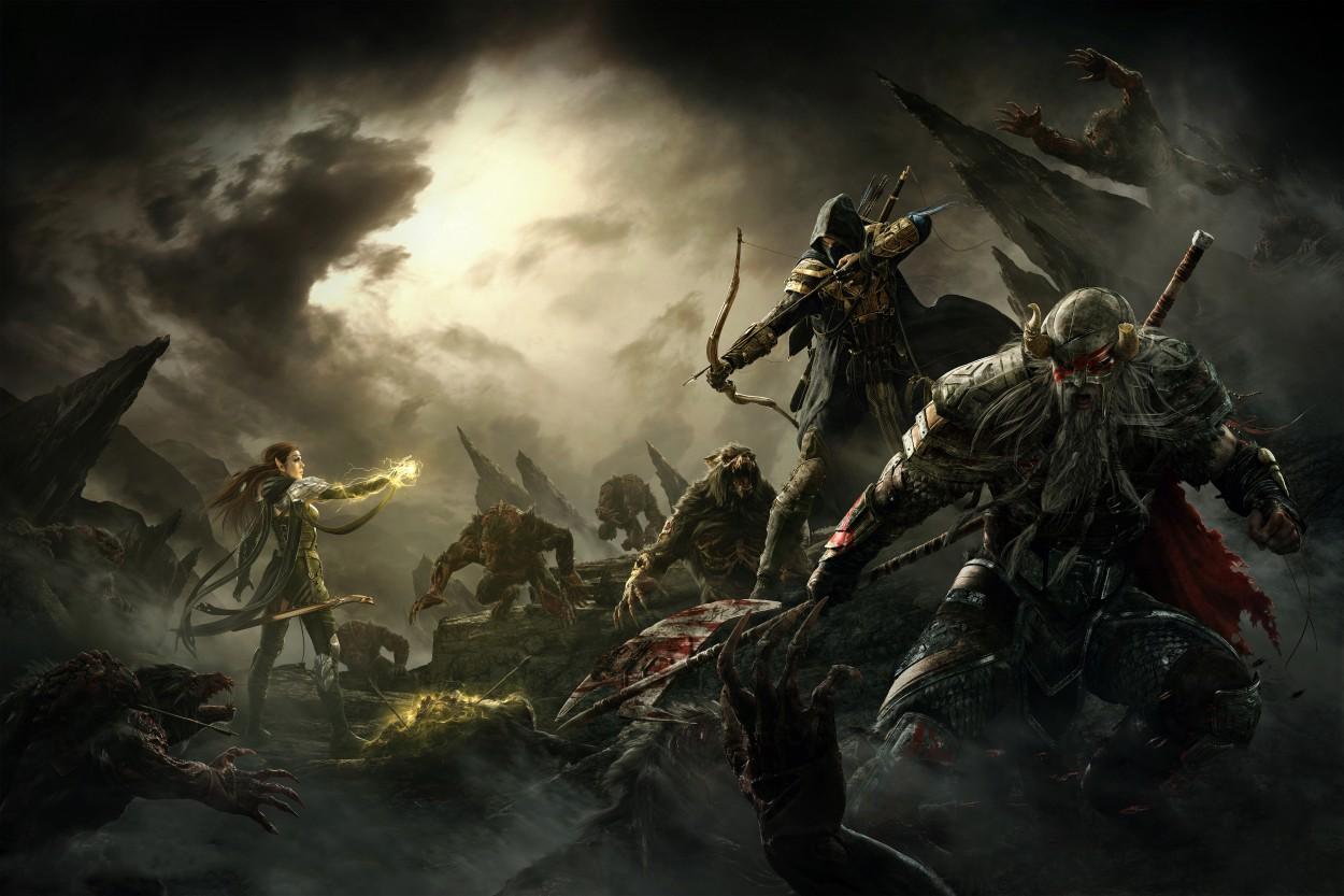 The Elder Scrolls: Online art