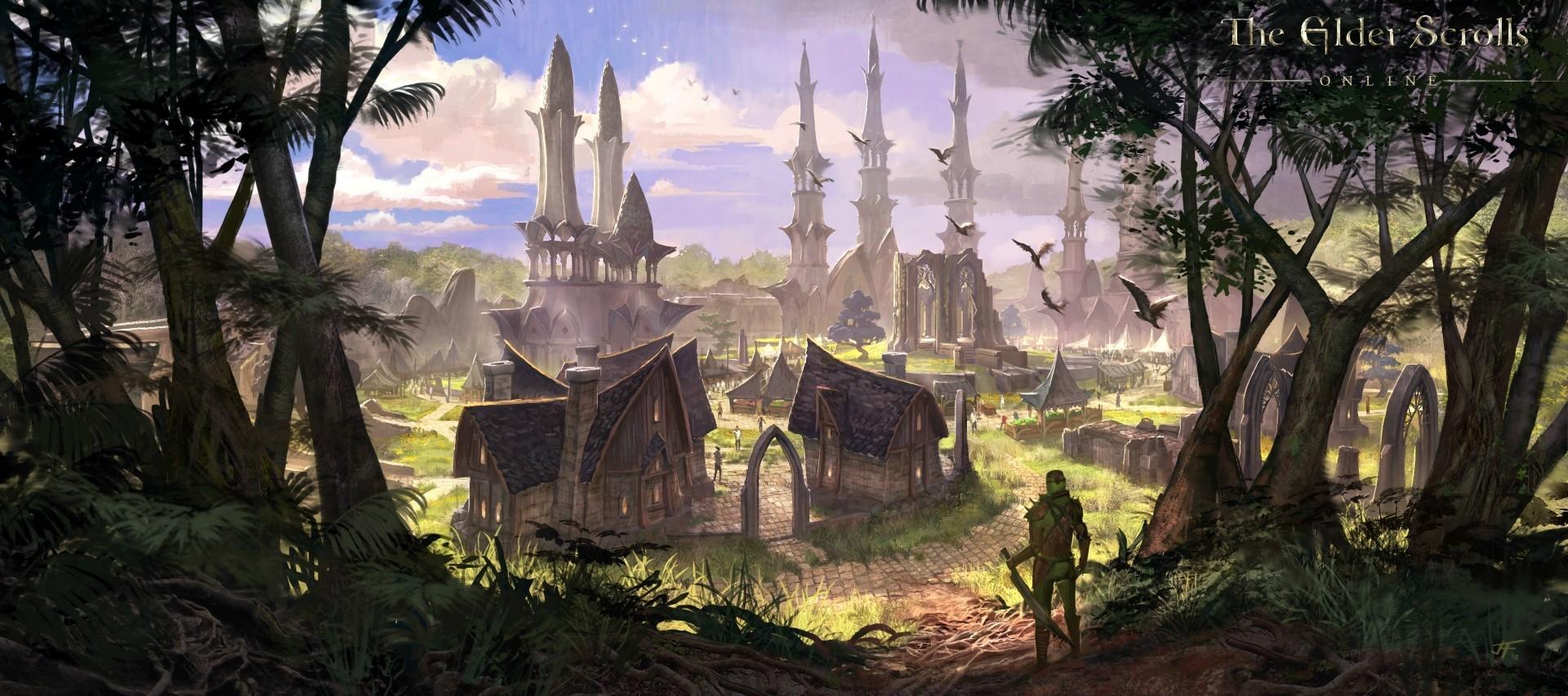 The Elder Scrolls: Online concept art