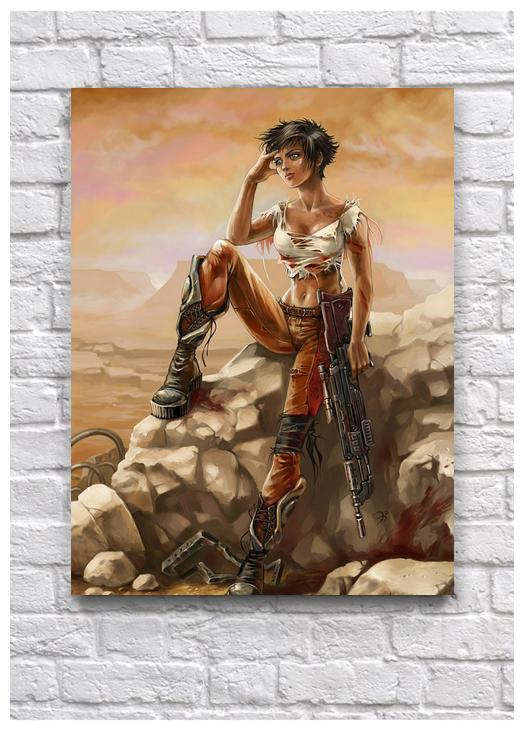 Постер Girl (Fallout)
