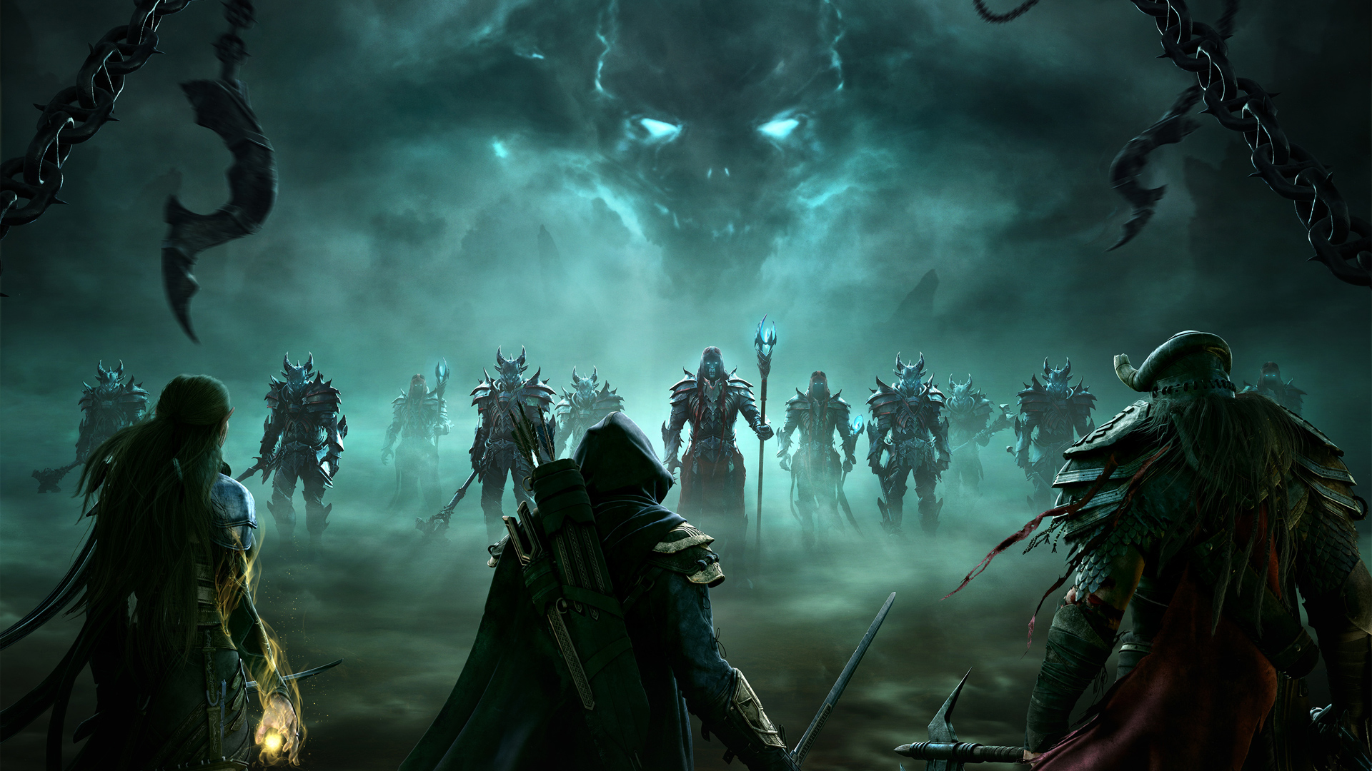 The Elder Scrolls: Online concept art Fallen