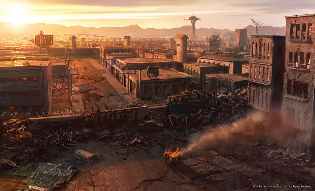 Fallout concept art picture новая часть