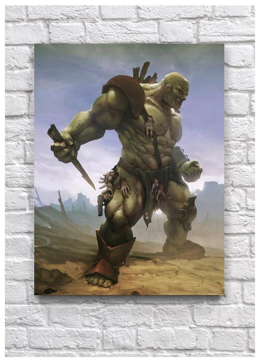 Постер Mutant (Fallout 4)