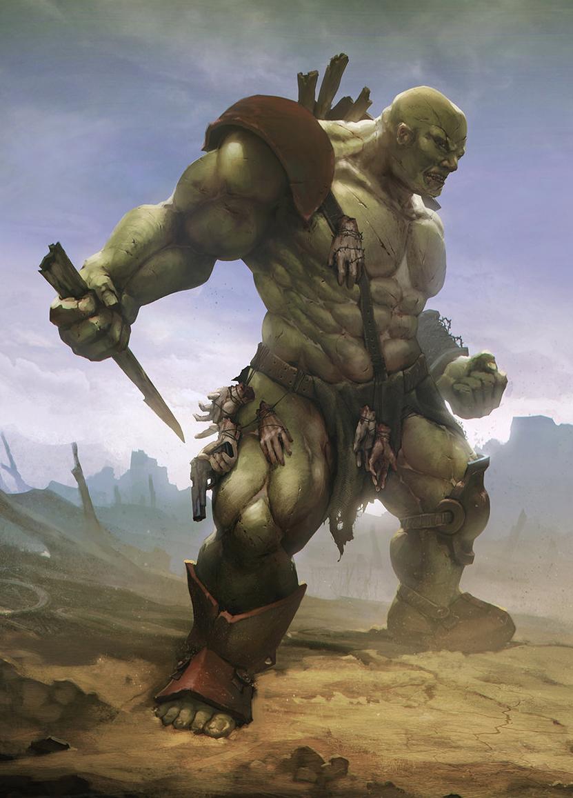 Постер Mutant (Fallout 4) original