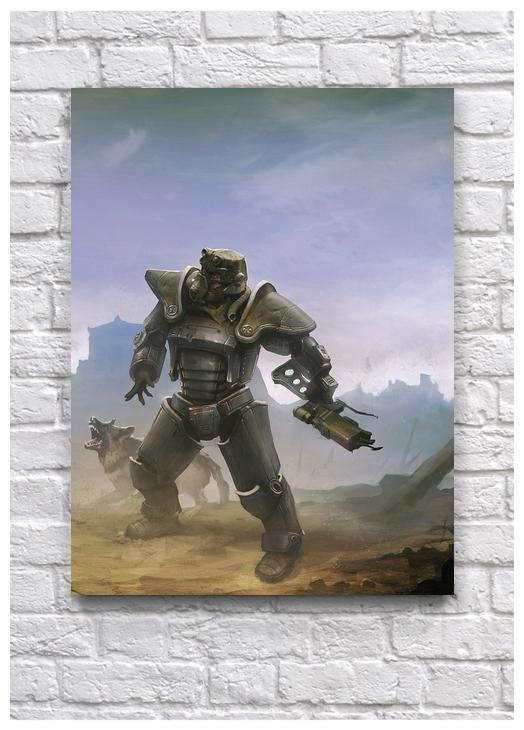 Постер Human (Fallout 4)