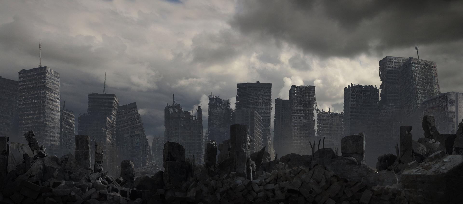 Fallout 4 concept art picture