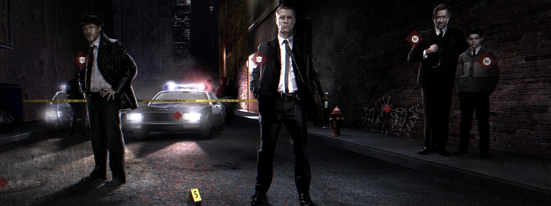 Investigate The Wayne Murder-art-3d-model