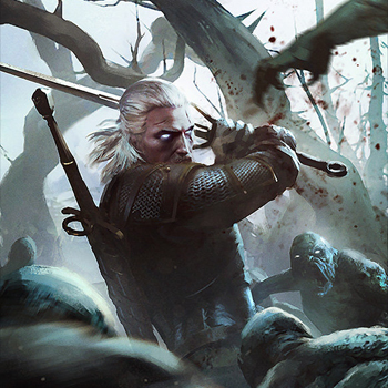 The Witcher 3 ArtBook art games