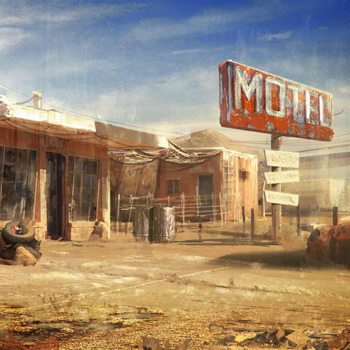 Fallout 4 ArtBook art games