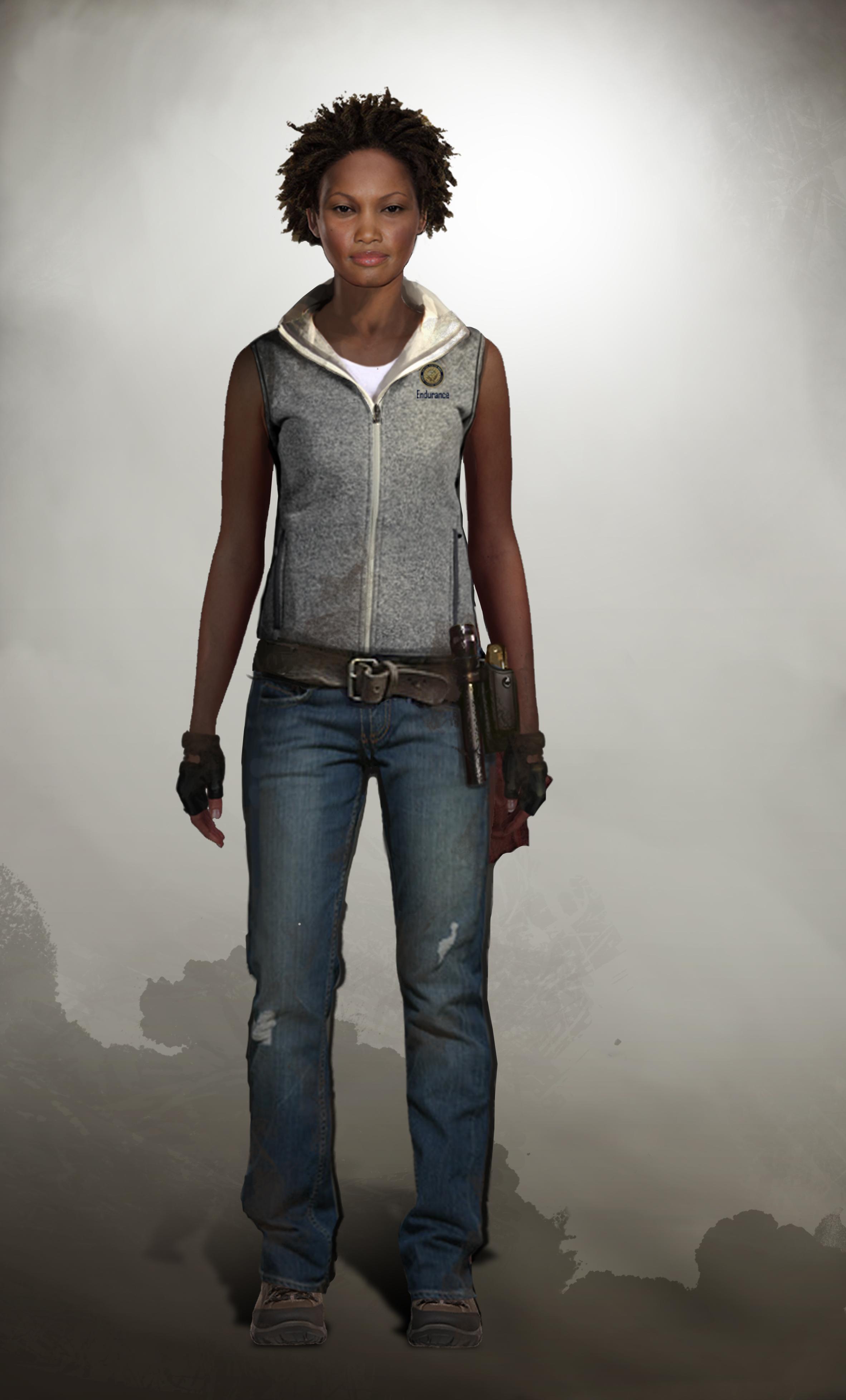 Tomb Raider Concept Art персонажи 2