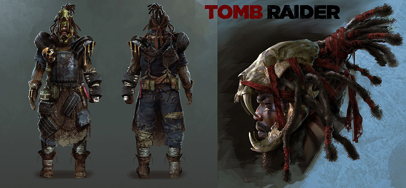 Concept Art — Lara Croft Tomb_Raider-Arman_Akopian_07b