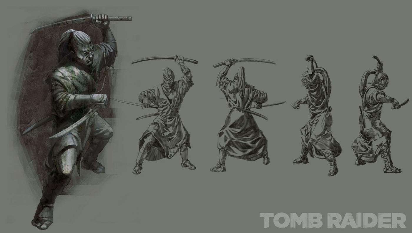Concept Art — Lara Croft Tomb_Raider-Arman_Akopian_08b