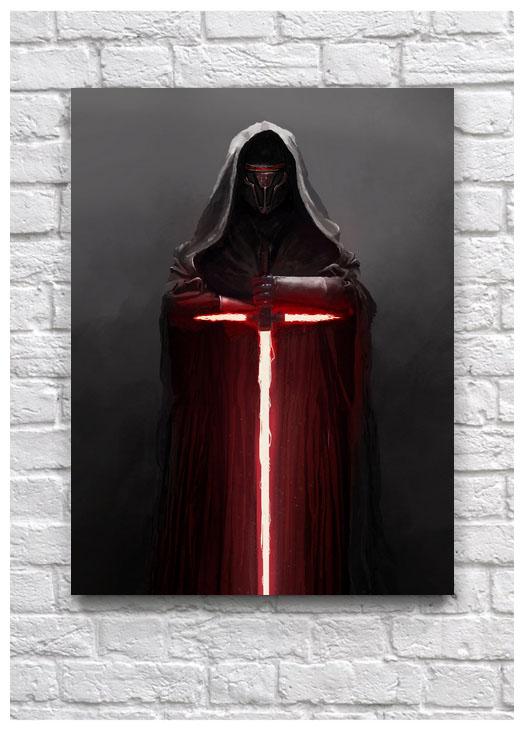 Постер Star Wars, jakub cervenka