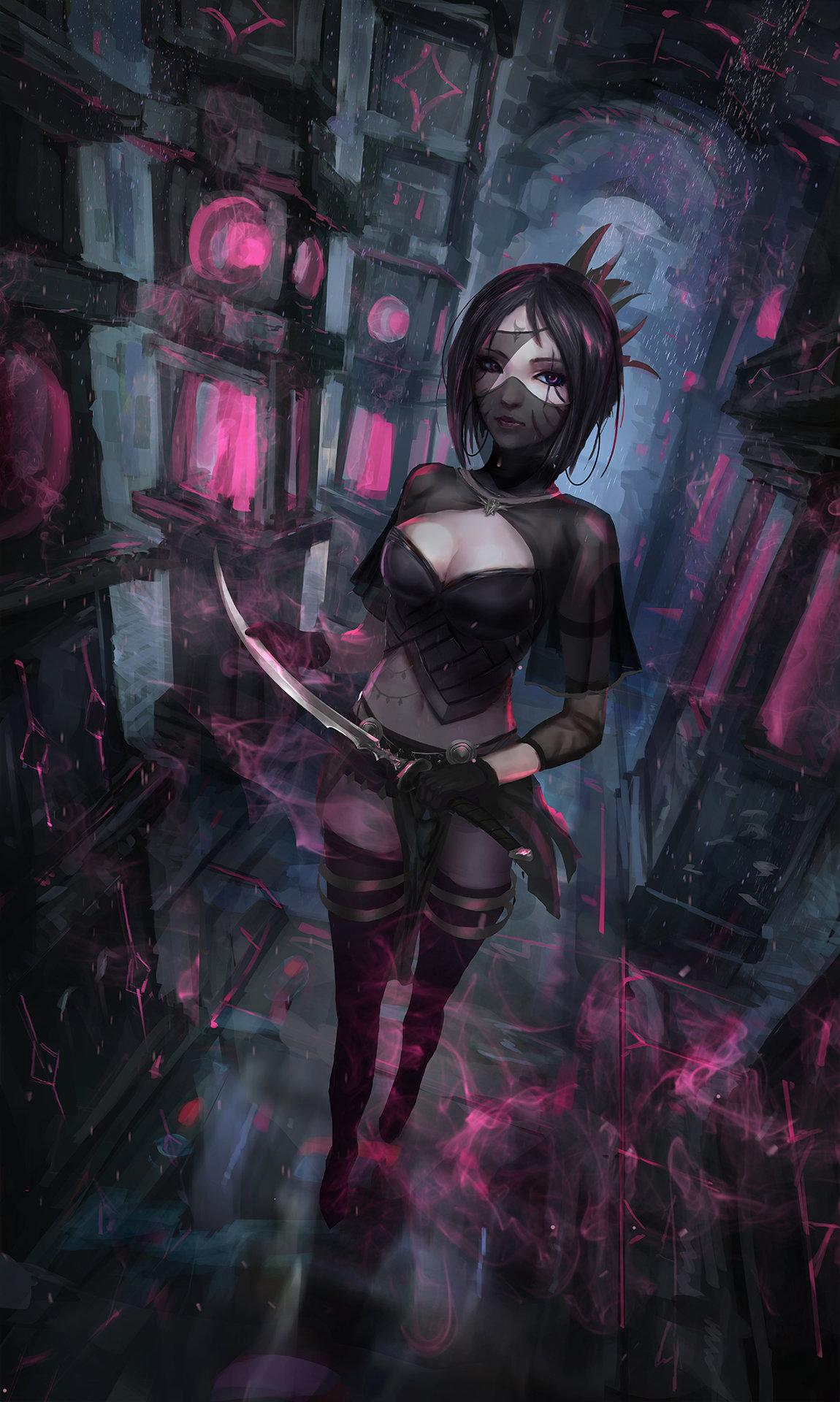 Art girl yong hui ng blackgirl