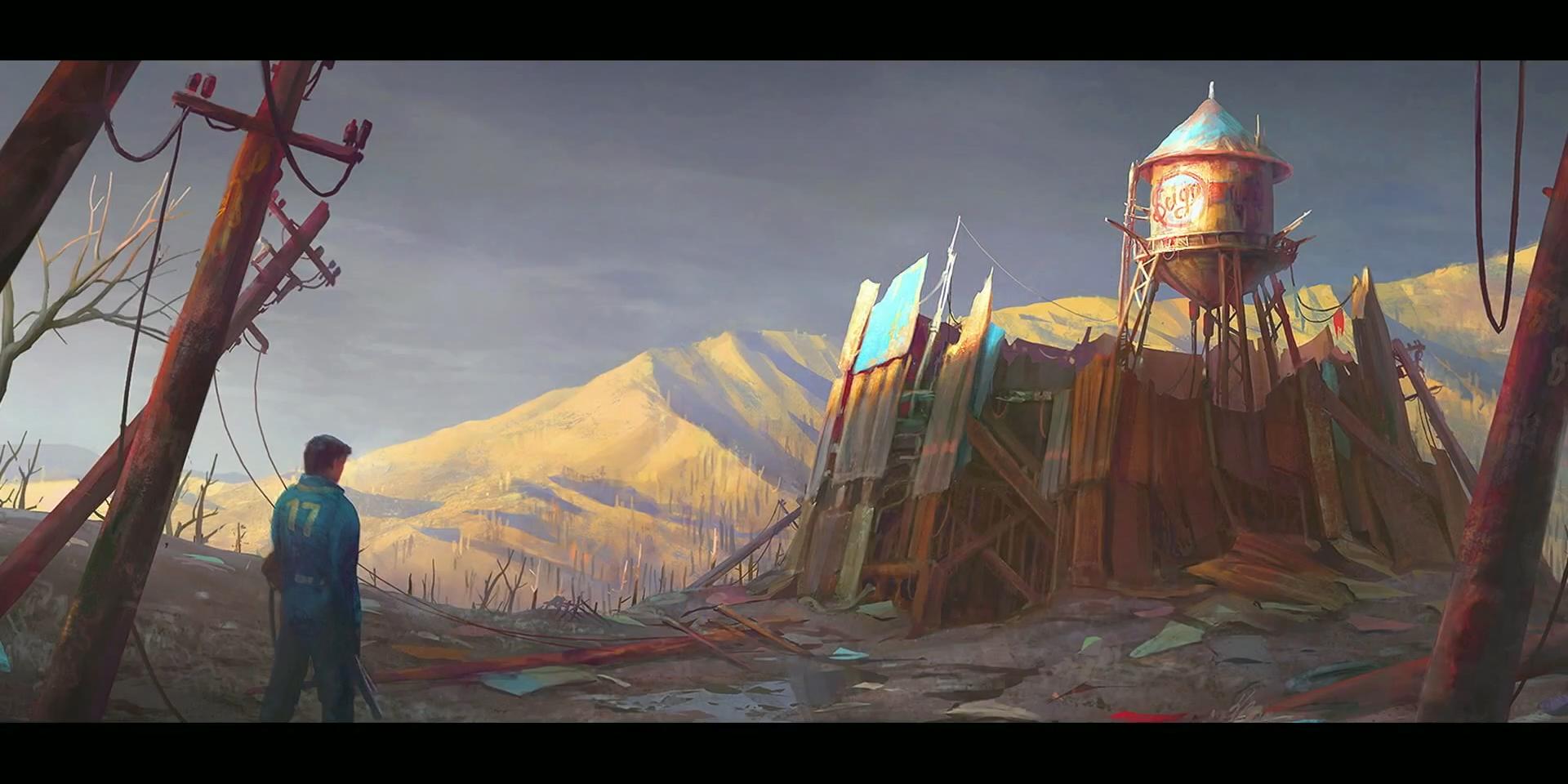 Fallout 4 art_Vault_17_jumpsuit_concept