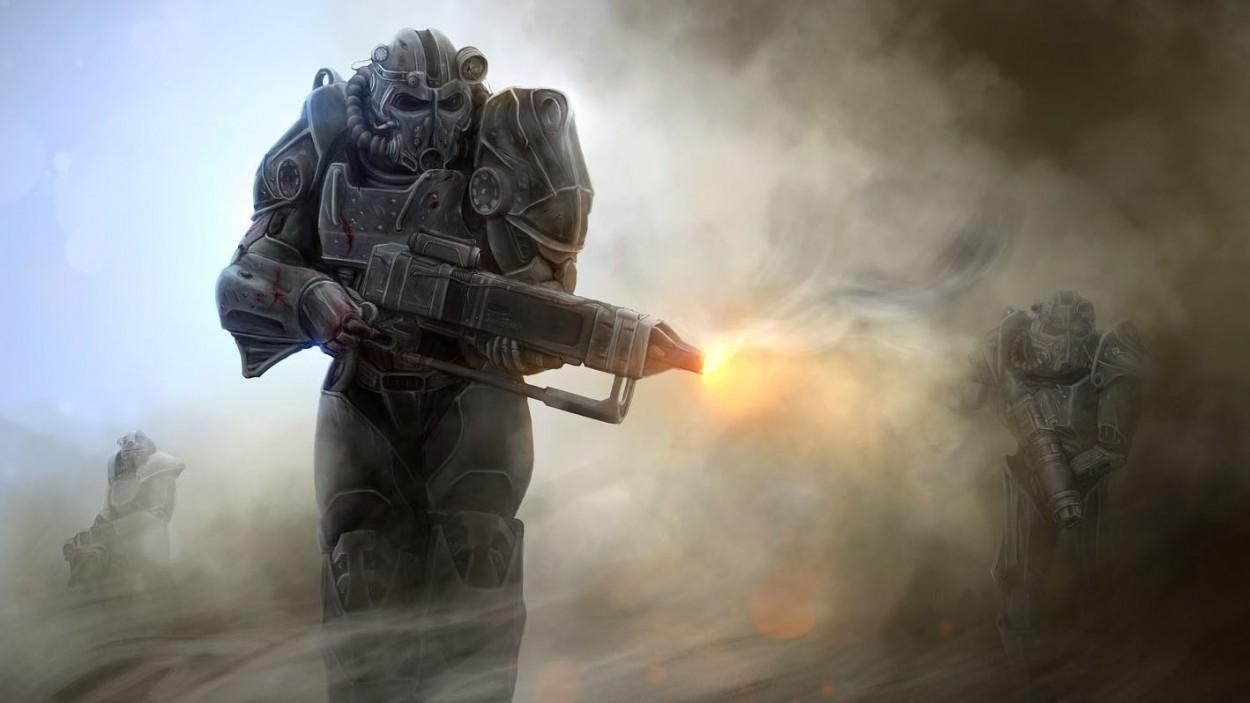 Fallout 4 art