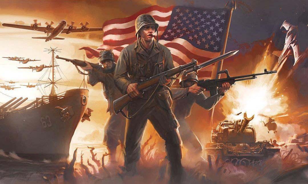 Fallout 4 art ко дню независимости